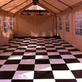 One of our dance floors