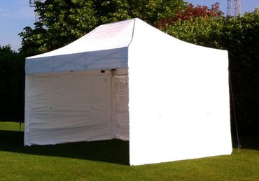 3m x 4.5m Marquee with Sides
